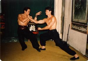 Chiu Wai & Son Chiu Kwok Kei 趙威  &  趙國基